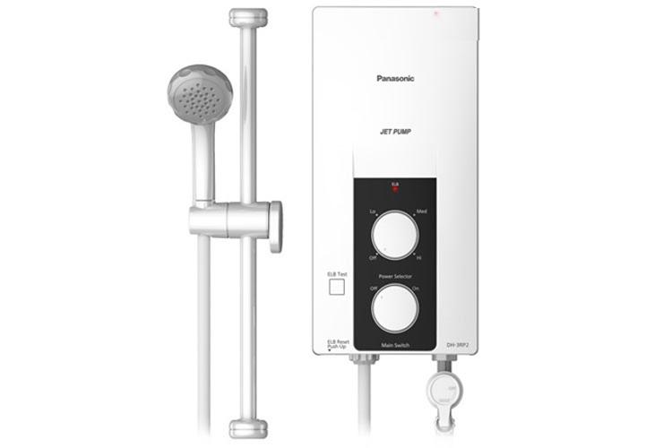 Cấu tạo hiện đại của thiết bị bình nóng lạnh Panasonic