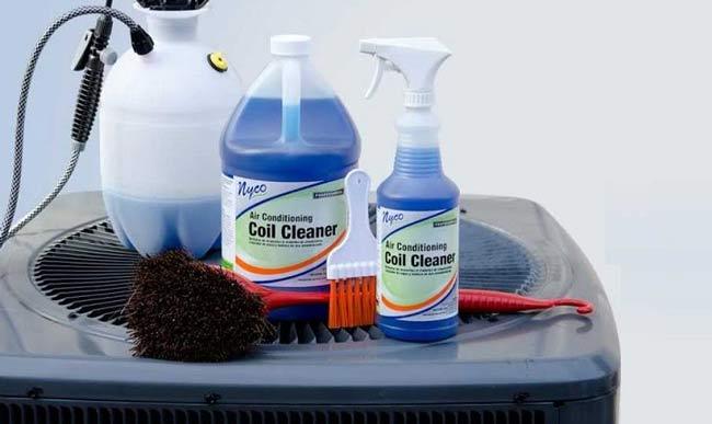 Sử dụng thêm hóa chất tẩy rửa chuyên dụng