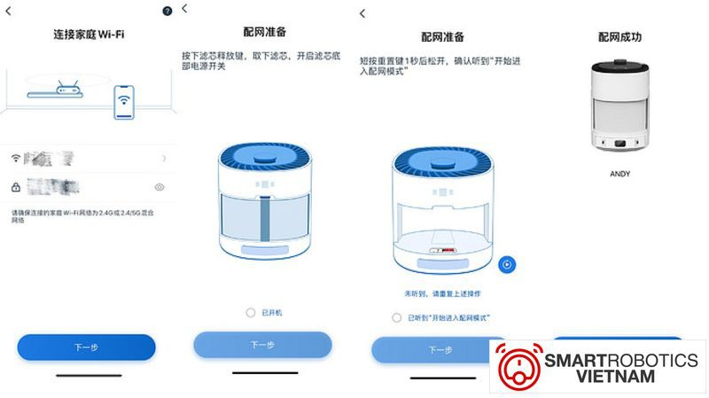 Ecovacs Airbot Andy 4 Ongs.vn