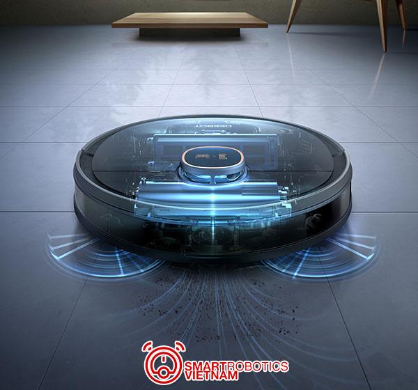 Smart Robotic Việt Nam T5 max