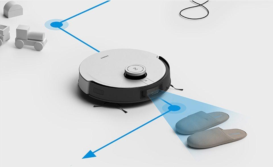 Công nghệ AIVI 3D giúp tăng nhận biết môi trường làm việc của robot