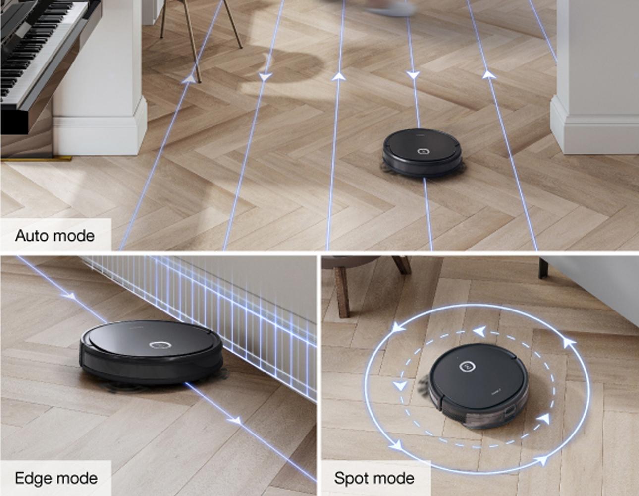 Robot hút bụi lau nhà thông minh Ecovacs DEEBOT U2 PRO - Bản Quốc tế 11